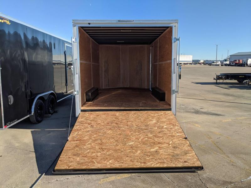 2021 DooLitttle Trailers 8.5 x 16 Enclosed Cargo Trailer