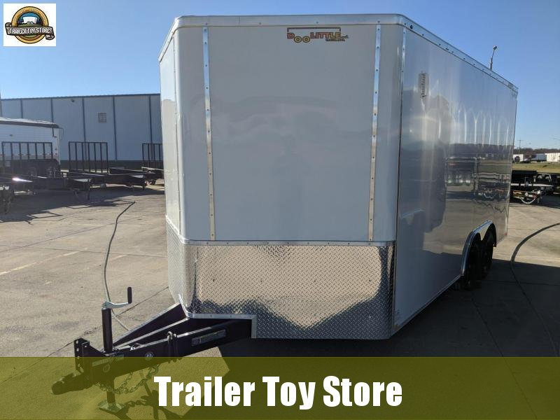2021 DooLitttle Trailers 8.5 x 16 Enclosed Cargo Trailer