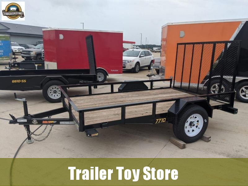 2020 DooLitttle Trailers 7710 RS Utility Trailer