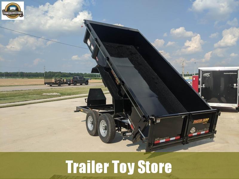 2020 DooLitttle Trailers 8214 Master Dump Trailer