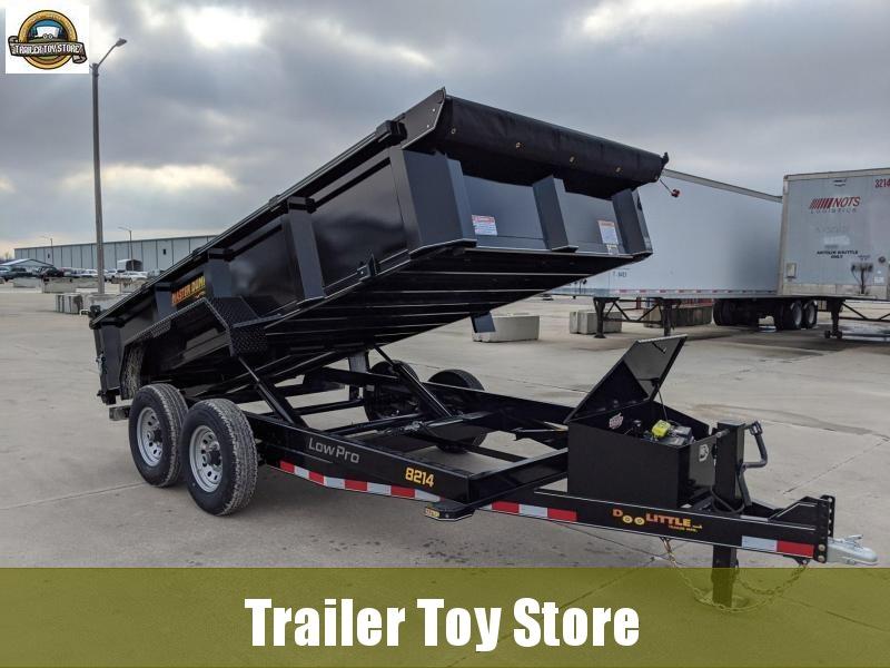 2021 DooLitttle Trailers 8214 Master Dump Trailer