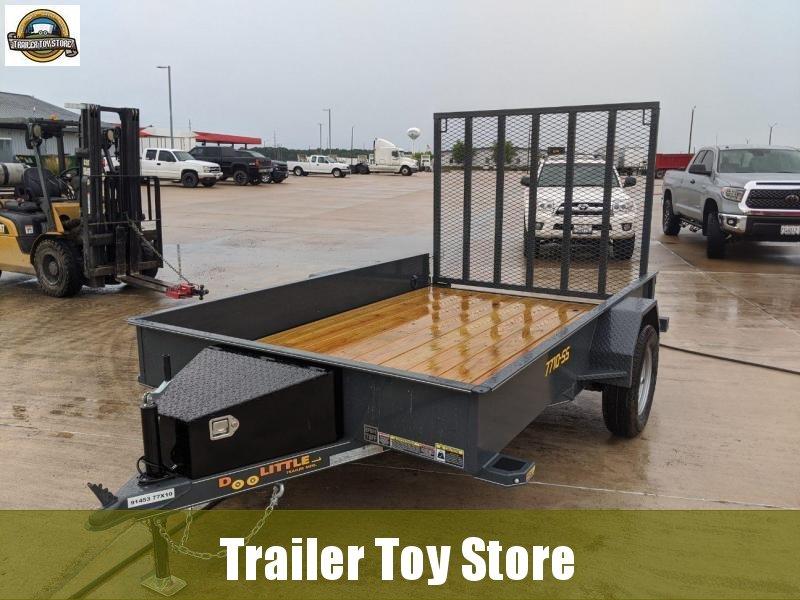 2020 DooLitttle Trailers 7710 SS Utility Trailer
