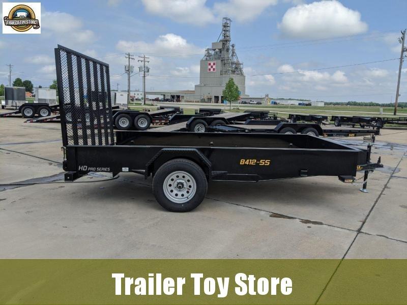 2020 DooLitttle Trailers 8412 SS Utility Trailer