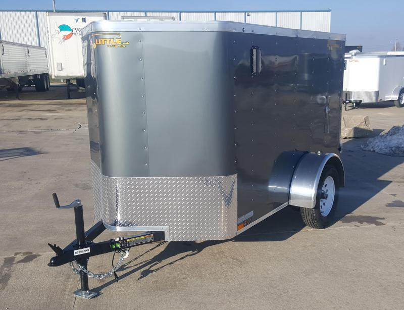 2019 Doolittle 5'X8' Cargo Trailer