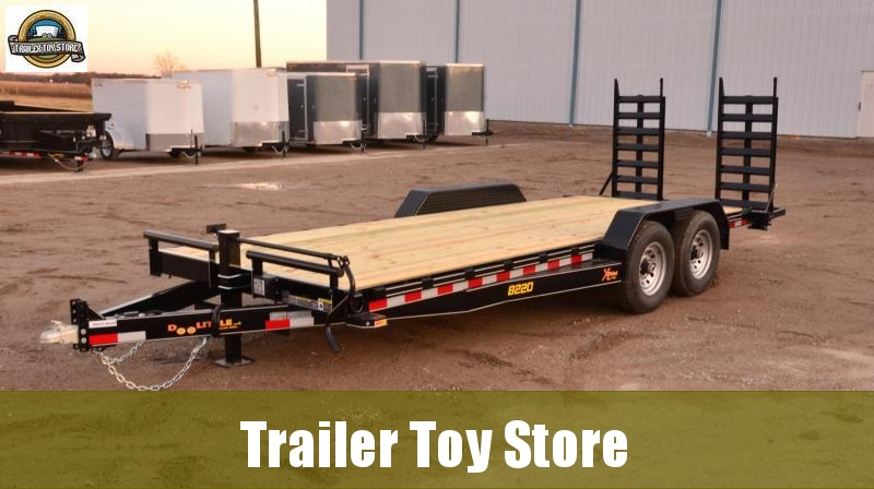 2019 Doolittle 8220 Xtreme Equipment Trailer