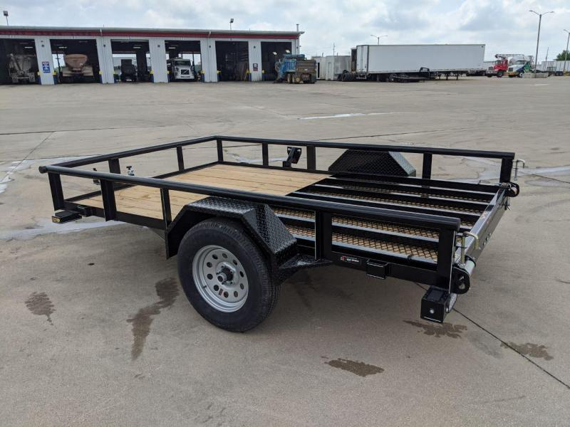 2020 DooLitttle Trailers 7710 Pipe Top Utility Trailer