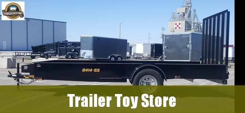 2019 Doolittle 8414 SS Utility Trailer