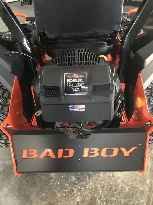 "2021 Bad Boy Maverick 60"" Lawn Mower Kohler Engine"