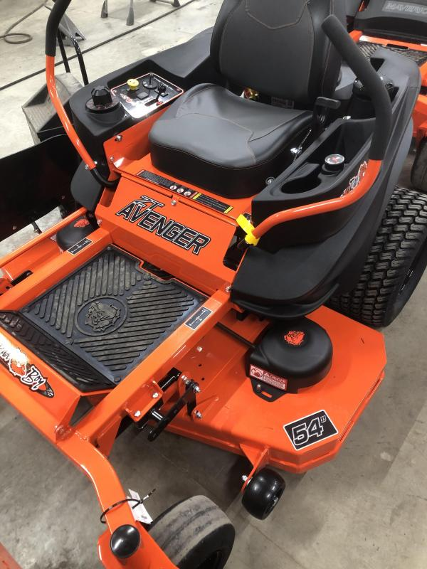 "2020 Bad Boy ZT Avenger 54"" Lawn Mower Kohler Engine"