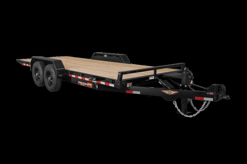 2022 H&H Trailers 82x20 Electric Tilt Speed Loader Car Hau