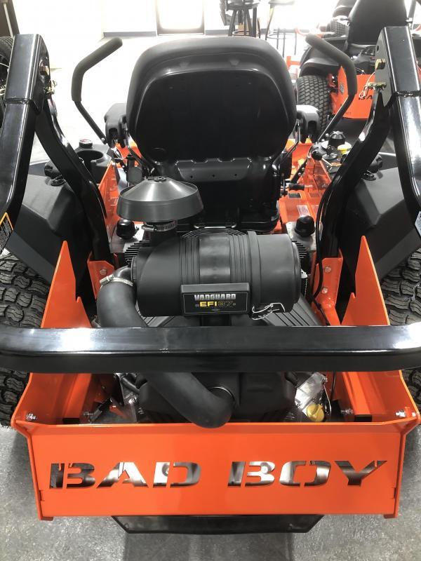 """2020 Bad Boy Outlaw Rogue 61"""" Lawn Mower Vanguard EFI Engine"""