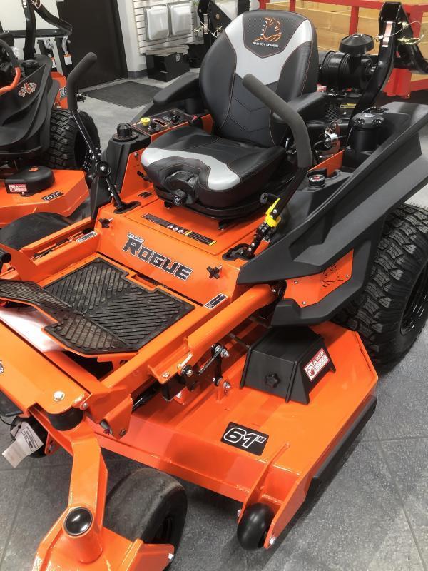 "2020 Bad Boy Outlaw Rogue 61"" Lawn Mower Kawasaki FX1000 Engine"