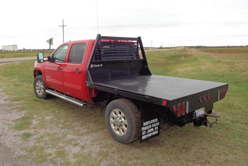 2021 Circle D 7x7 Standard Short Bed Truck Bed