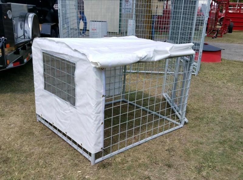 "2021 Small Animal Livestock Tote aka ""Goat Tote"""