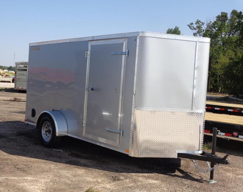 2022 Doolittle Trailer Mfg 6' x 12' Enclosed Cargo Trailer