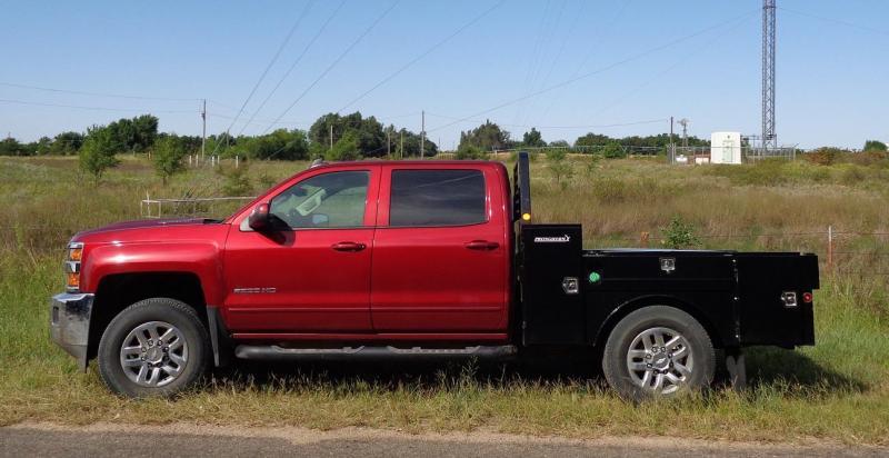 2021 Pronghorn 8600 UTD Truck Bed