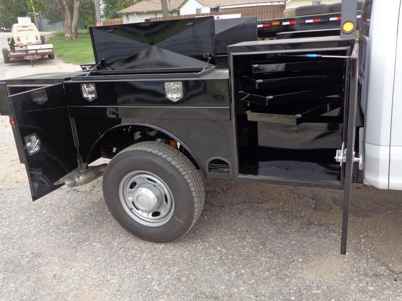 2020 Pronghorn 8700 UTD Truck Bed
