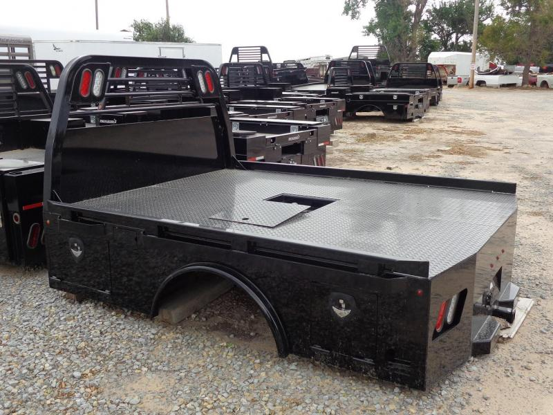 2020 Crownline Skirted 4 Box Truck Beds