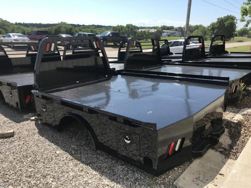 2021 Crownline Skirted 4 Box Truck Beds
