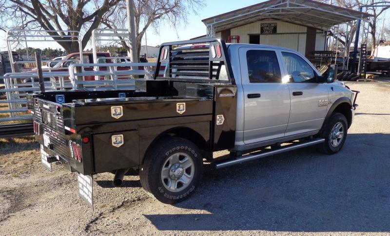 2021 Pronghorn UT Short Bed Utility Bed