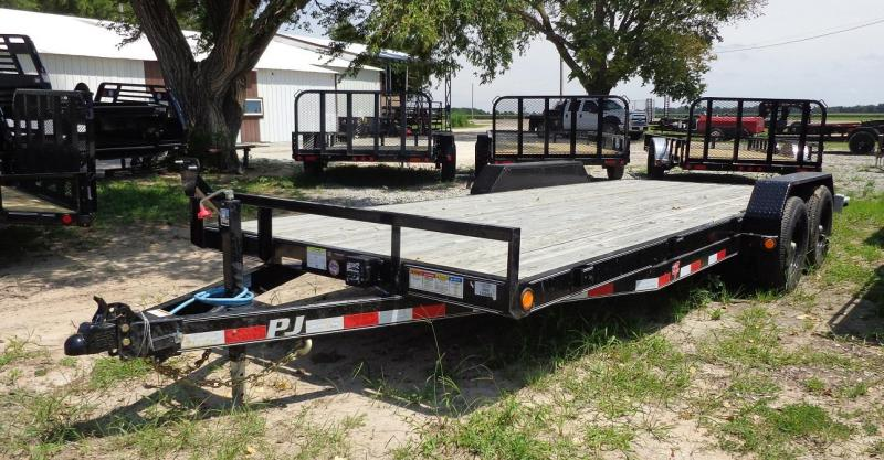 "2020 PJ Trailers 83"" x 20' 5 in. Channel (CE) Equipment Trailer"