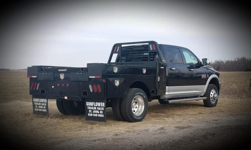 2020 Pronghorn 8800 UT Truck Bed