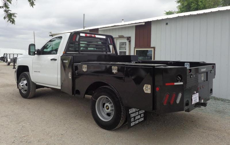 2020 Pronghorn 9000 UTD Truck Bed