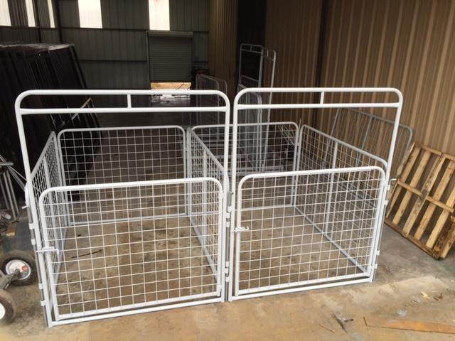 Portable Panels for Sheep Goats & Swine