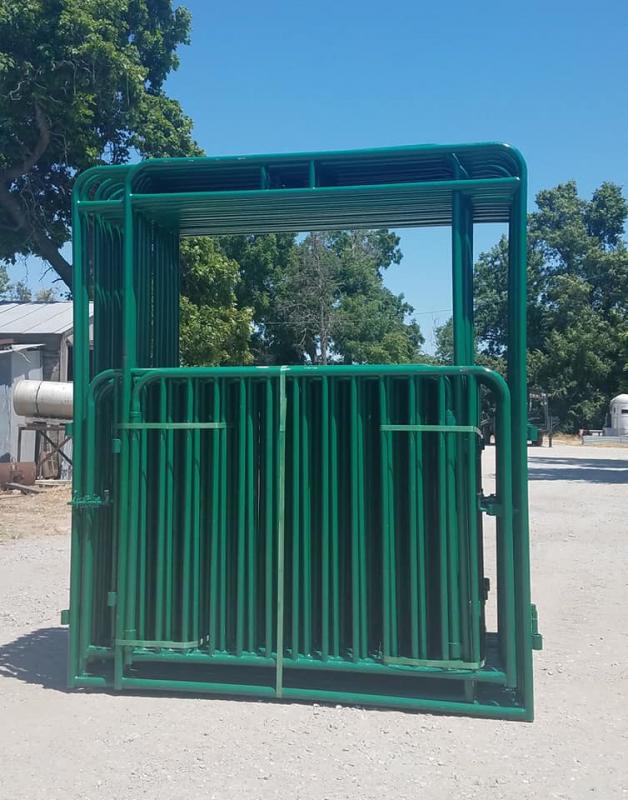 Portable Panels for Sheep Goats & Swine