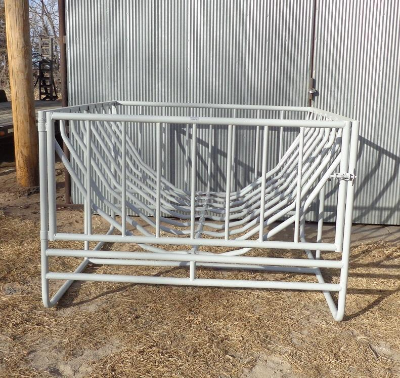 2020 Big Bale Feeder w/Bars