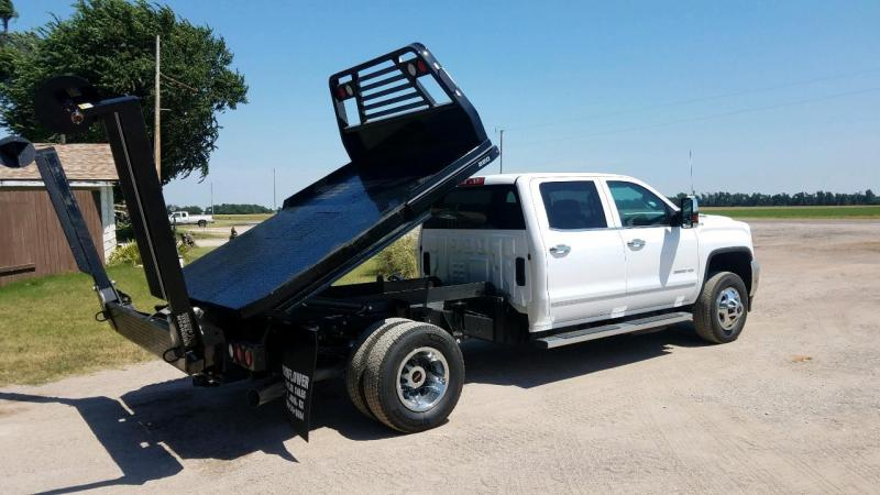 2021 C5 Chisolm Trail Arm / Dump Combo Dually Truck Bed