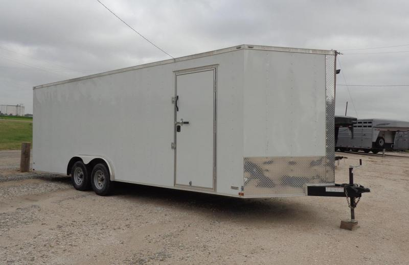 2020 Lark 8.5 x 24' Enclosed Cargo Trailer