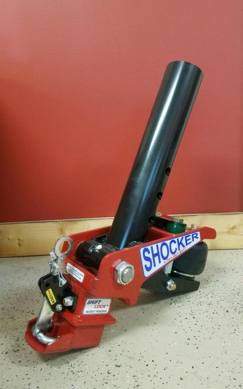 2020 Shocker Gooseneck Surge Air Hitch