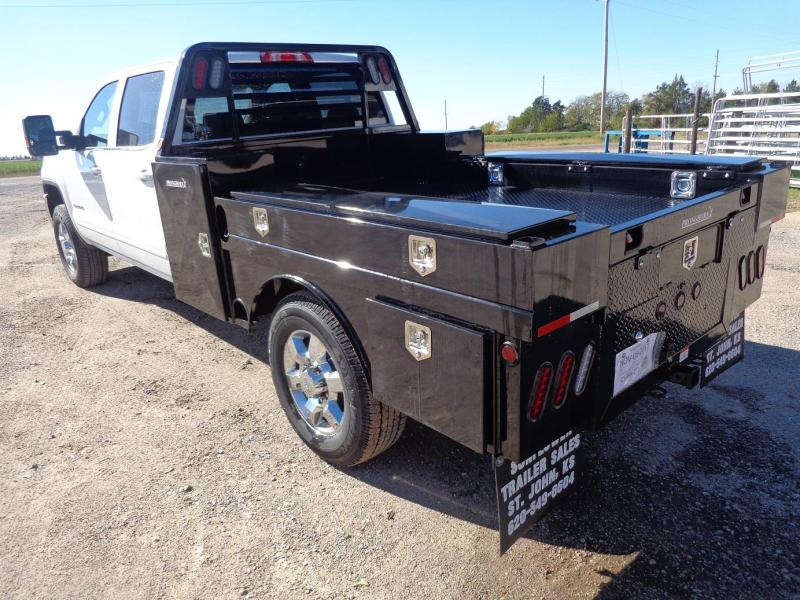 2021 Pronghorn 8700 UT Truck Bed