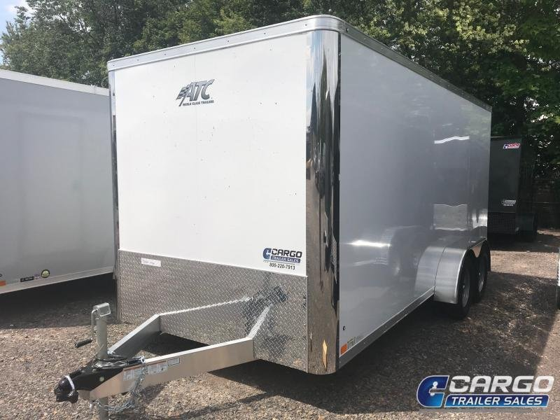2021 Aluminum Trailer Company RAVAB7016 Enclosed Cargo Trailer
