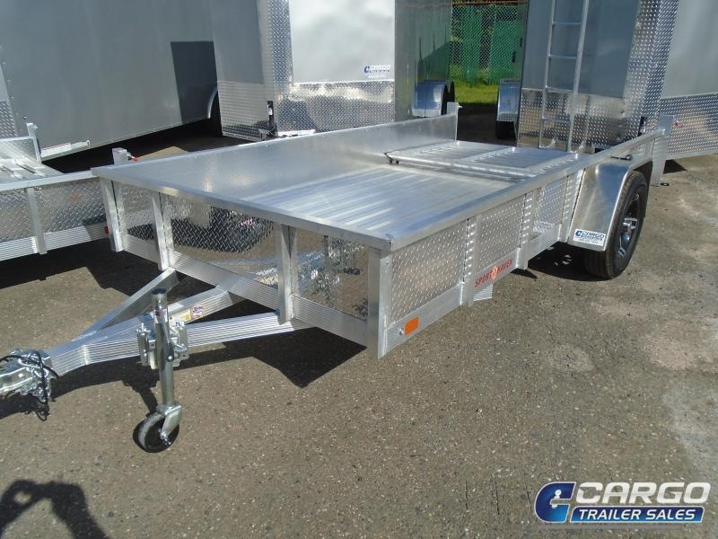 2019 Sport Haven AUT614DS Utility Trailer