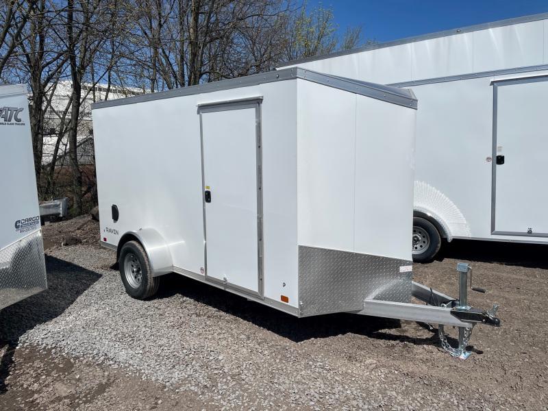 2021 Aluminum Trailer Company CGLAB6012+2-1S2.9K Enclosed Cargo Trailer