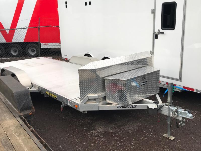 2019 Aluma 18  Car / Racing Trailer