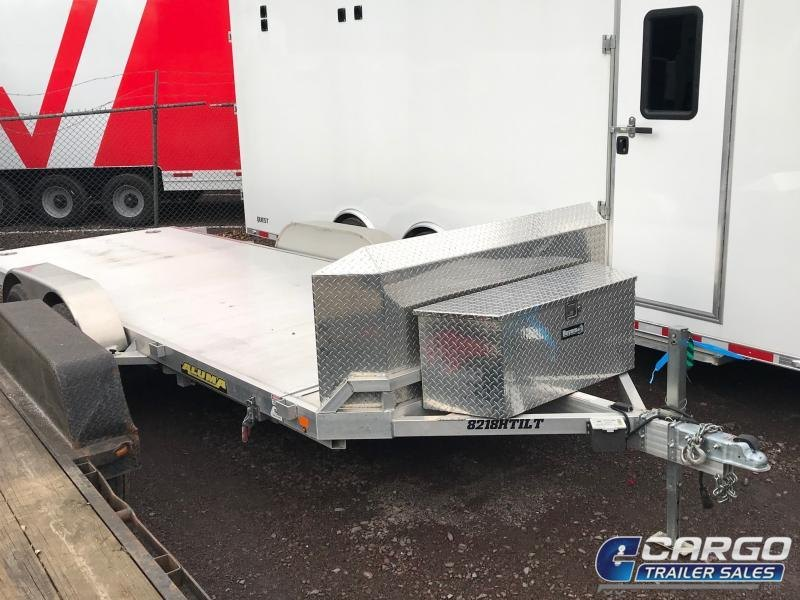 2019 Aluma 18  Car / Racing Trailer