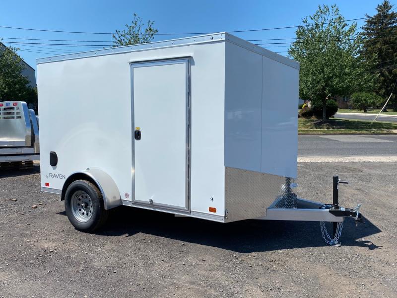 2022 Aluminum Trailer Company CGLAB6010+2-1S2.9K-6.0 Enclosed Cargo Trailer
