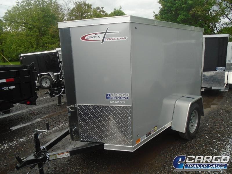 2020 Cross Trailers 58SA Alpha Enclosed Cargo Trailer