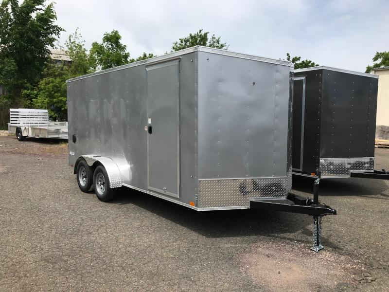 2021 Pace American OB 7X16 Enclosed Cargo Trailer