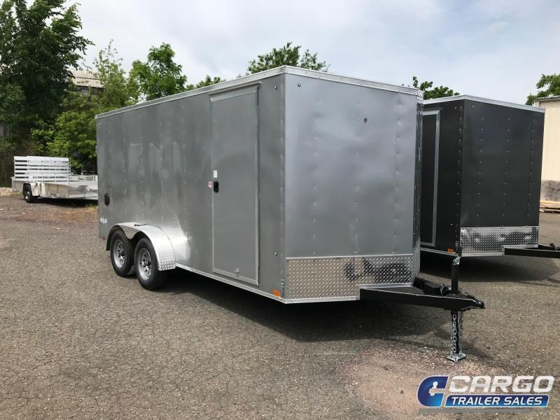 2021 Pace American OB 7X16 Other Trailer