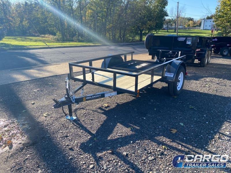 2021 Belmont Machine UT5010 Utility Trailer