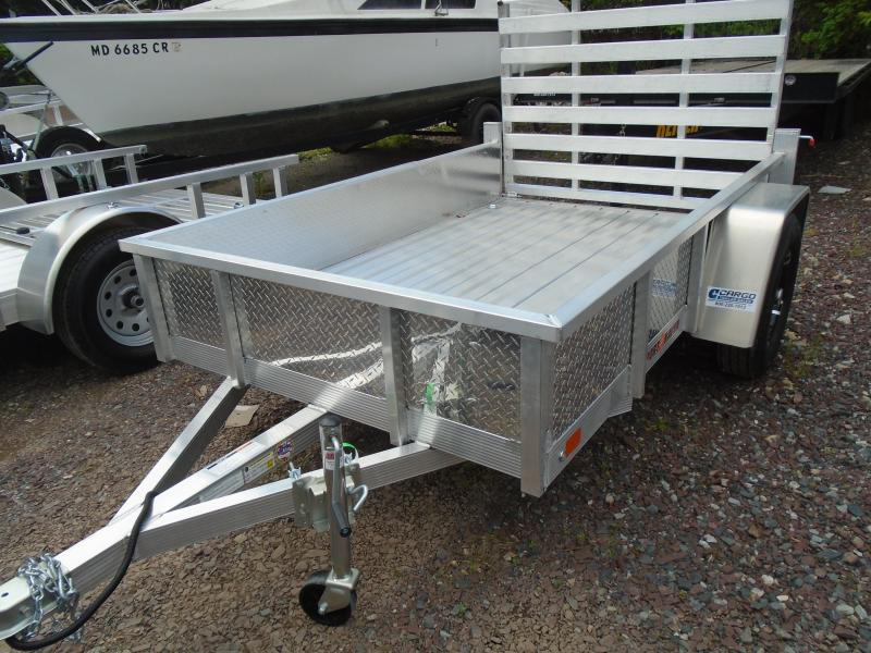 2021 Sport Haven AUT508DS Utility Trailer