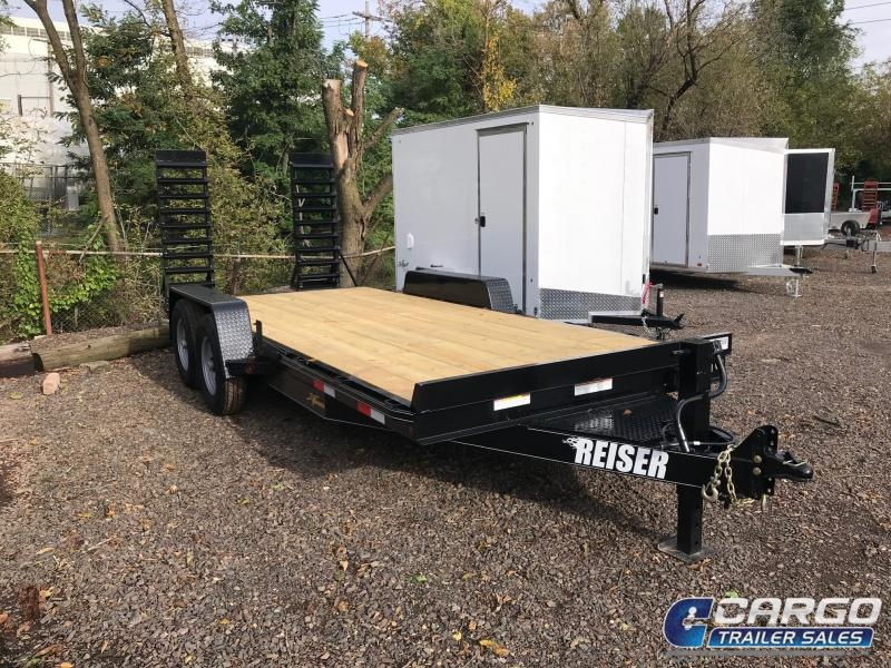 2020 Reiser Trailers ET2014K Equipment Trailer