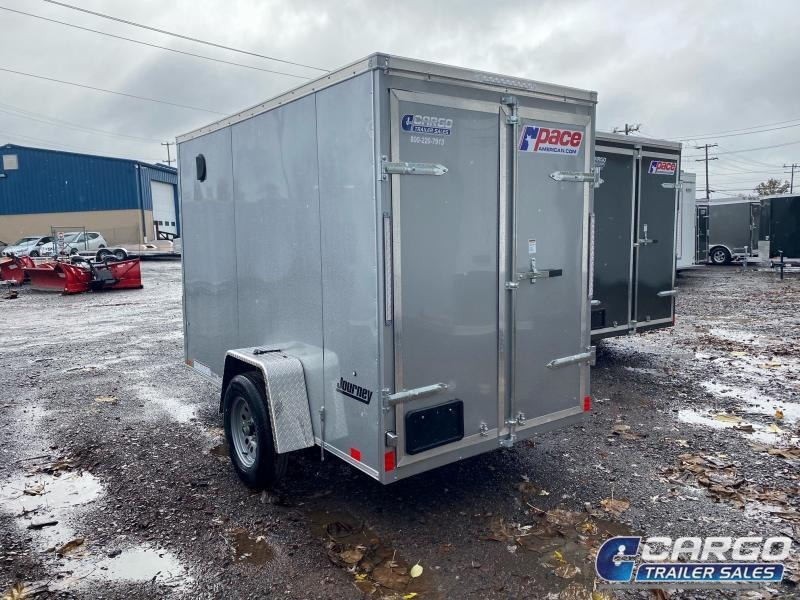 2021 Pace American JV5X10S12 Enclosed Cargo Trailer