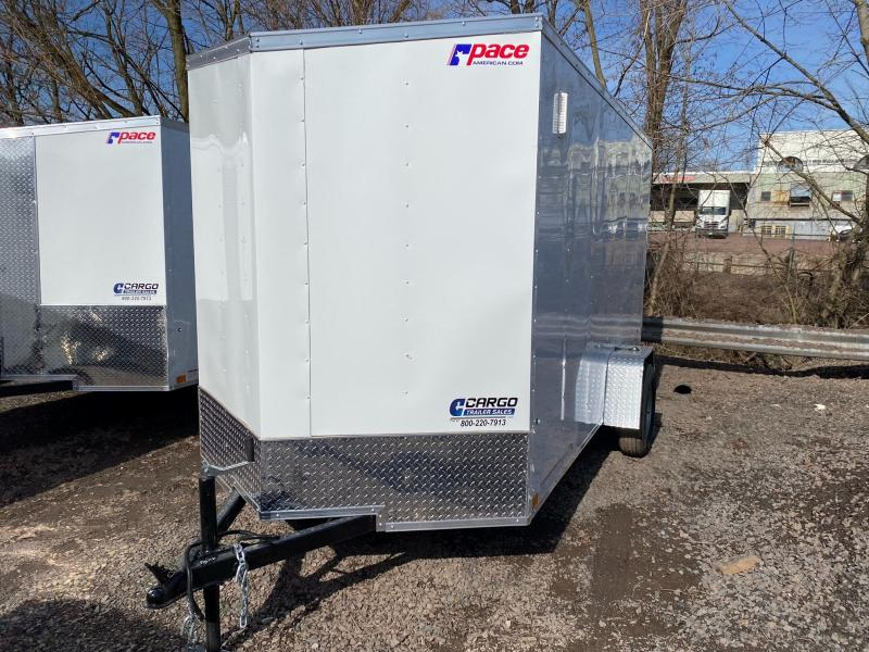 2022 Pace American OB6X12SI2DLX  Other Trailer