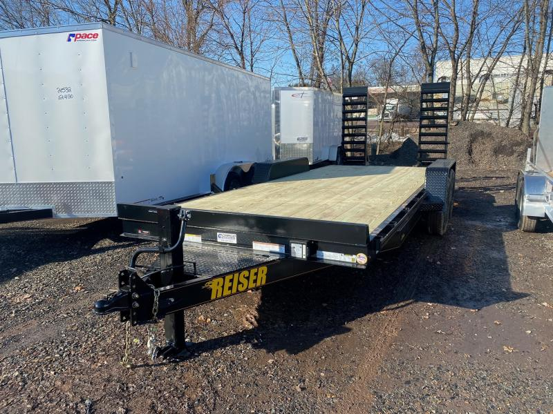 2021 Reiser Trailers ETX2014K Other Trailer
