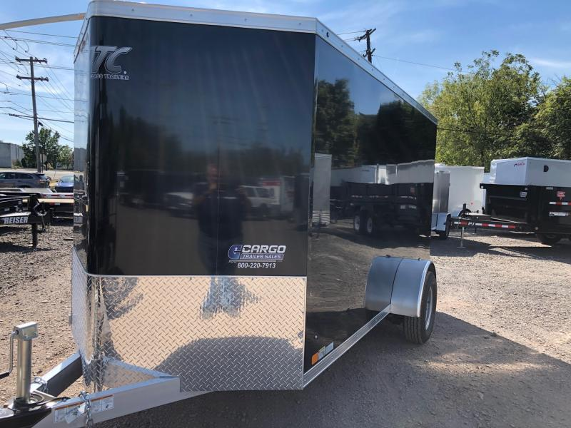 2021 Aluminum Trailer Company RAVAB6012 Enclosed Cargo Trailer